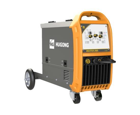 HUGONG MIG/STICK 250D III Полуавтомат сварочный